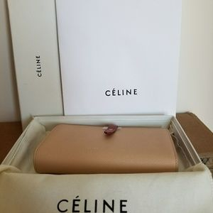 Celine multifunctional wallet large
